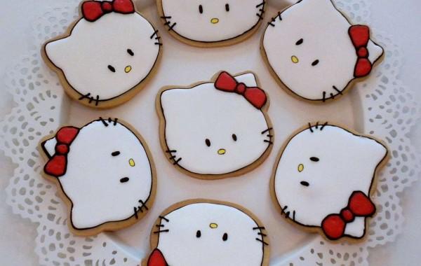 Galletas: Hello Kitty