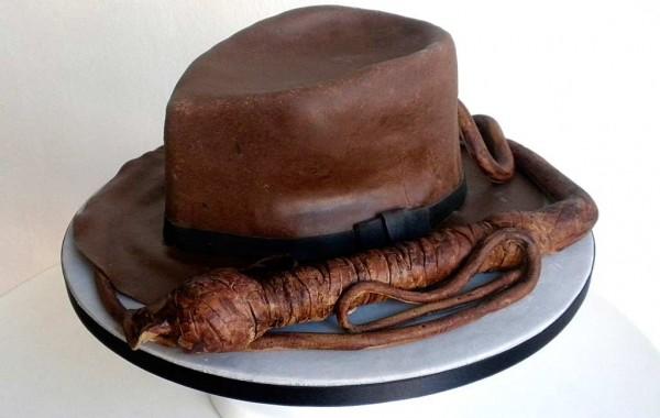Una tarta de película