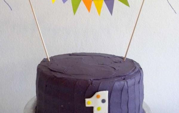 Mi primer cumpleaños