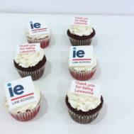 Cupcakes Instituto de Empresa