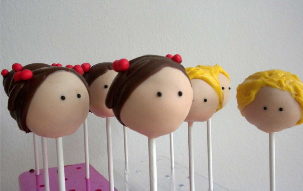 Cake Pops: niños
