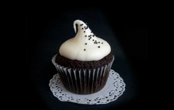 Cupcake de guinness