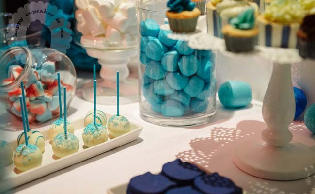 Sweet table para boda