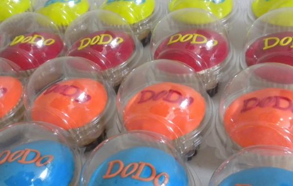 Cupcakes Navidad DoDo