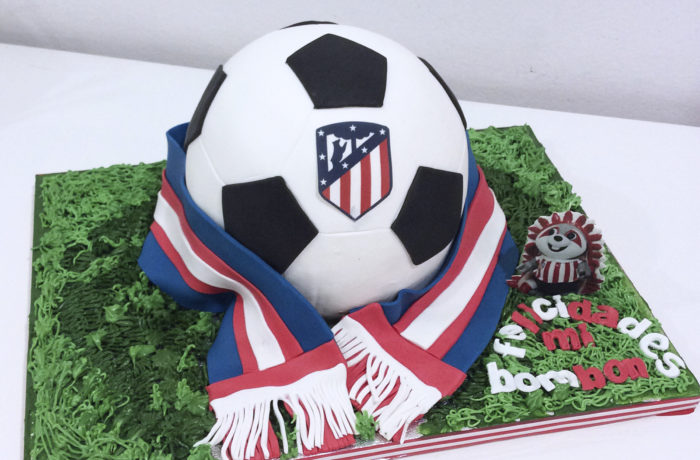 Yo, del Atletico de Madrid
