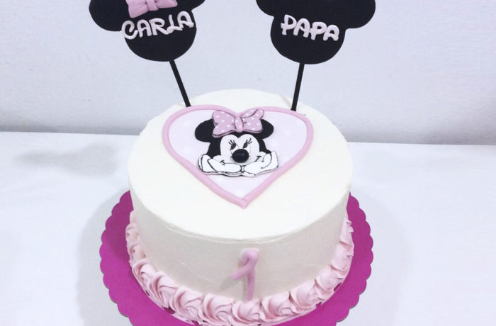 Minnie para Carla y Papá