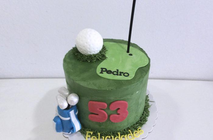 Pedro y el Golf