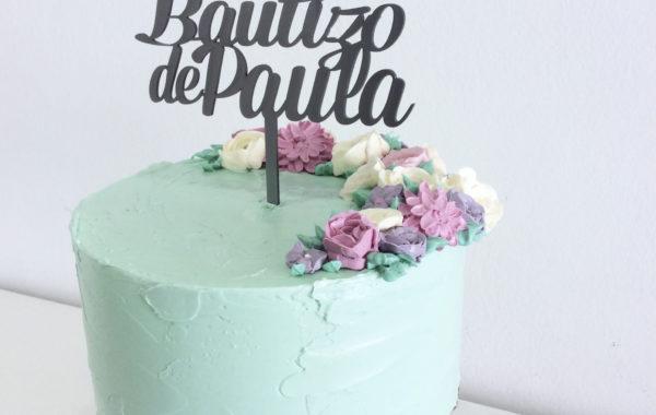 Bautizo Paula