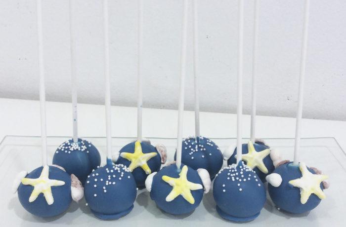 Cakepops bajo el mar